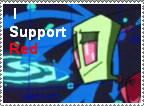 I Support Red Stamp by BentMetal64