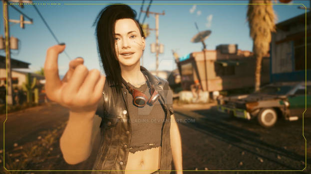 My V on Cyberpunk 2077 ...(and what I see so far)