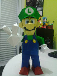 Luigi by Metamorfico