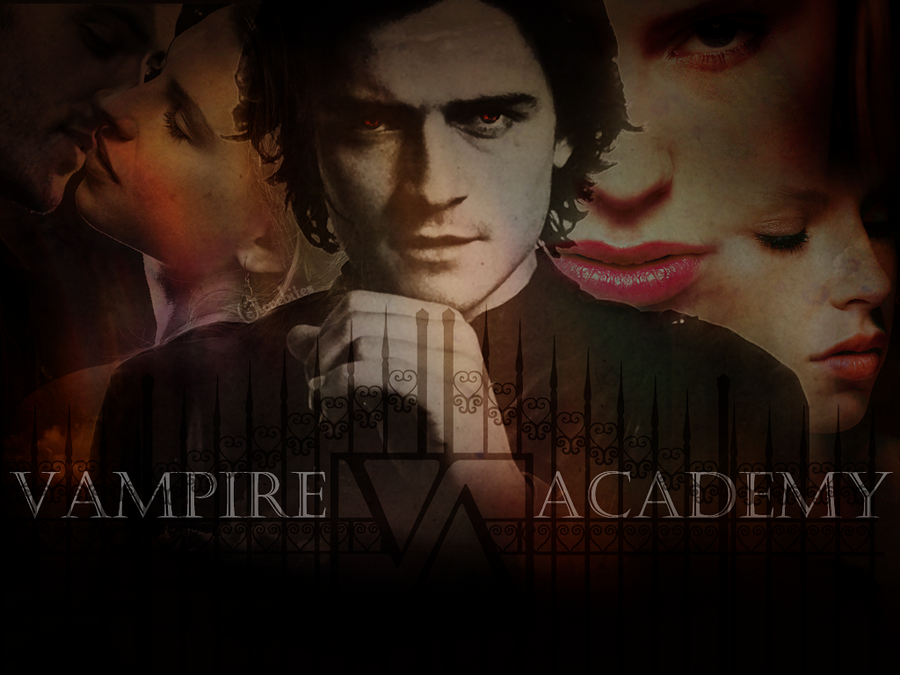 Vampire Academy Wall b...