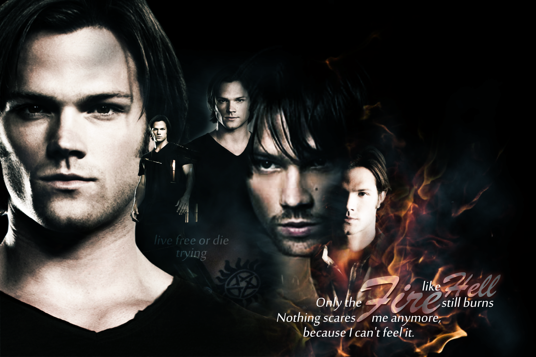 Jared padalecki quotes - Jared Padalecki Wallpaper By Lovewillbiteyou Jared Padalecki Wallpaper By Lovewillbiteyou