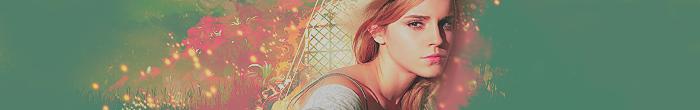 Emma Watson banner by lovewillbiteyou