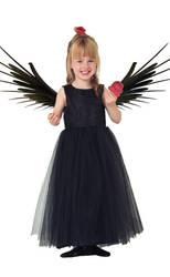 Black-Winged Fairy Girl