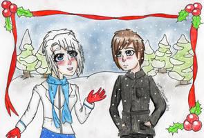 Let it Snow by Dark-Angel167