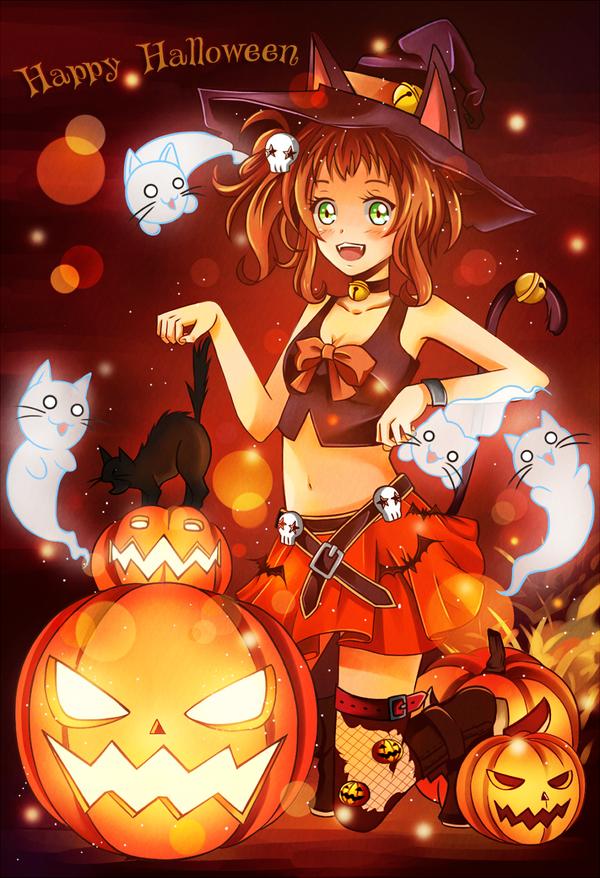 Happy Halloween 2013 by Tink-desu