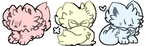 chubby kitten bases f2u