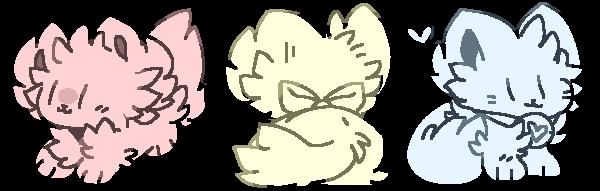 chubby kitten bases f2u by paw-kitten