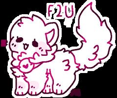 F2U fluffy cat base