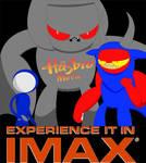 The Hasbro Movie Imax Poster
