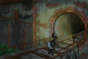 Enter the Maretro by InkREDspot