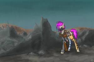 Raider Mare by InkREDspot