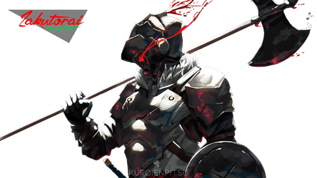 Goblin Slayer Render-1 by Zakutorai