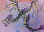 amphithere dragon by Viperwings