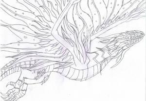 Aster in Flight- War Dragons Game