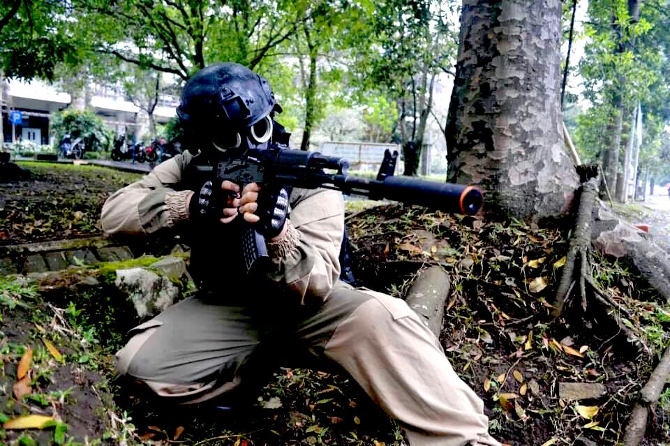 Russian VDV Troops - Call of Duty Modern Warfare 3 by kirusayo