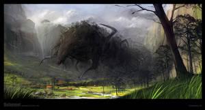 Behemoth by walachnia