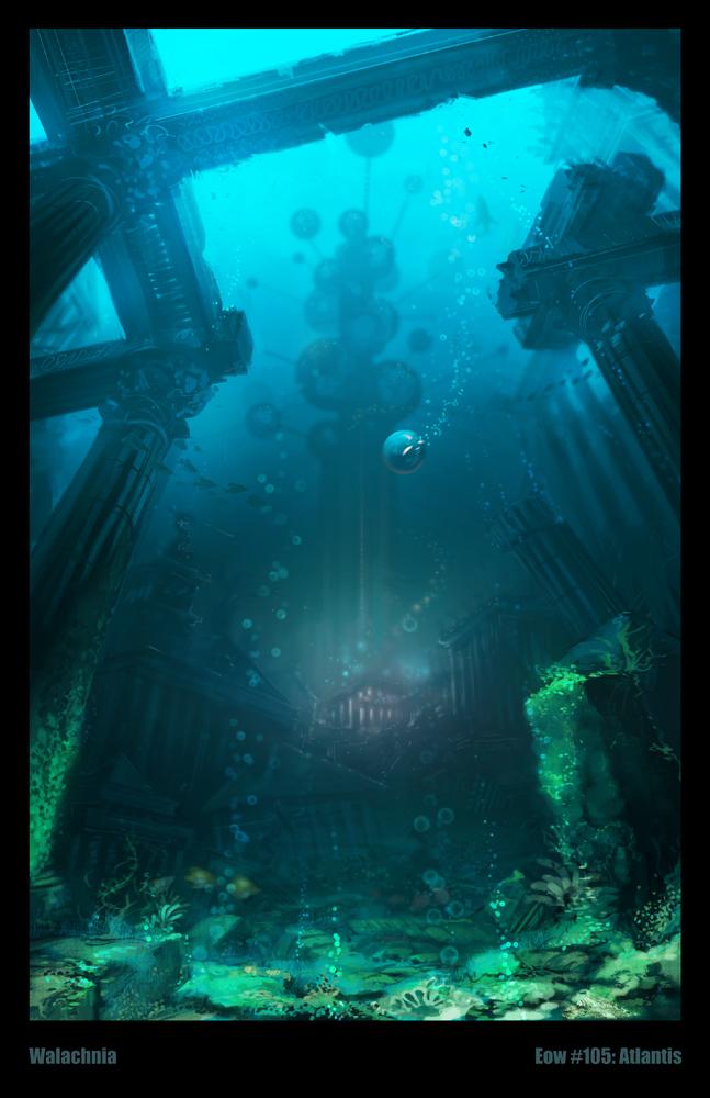 Atlantis by walachnia