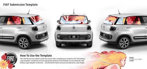 More FIAT More Imagination Contest