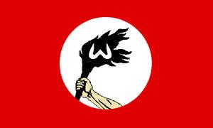National-Zamorakianism Flag