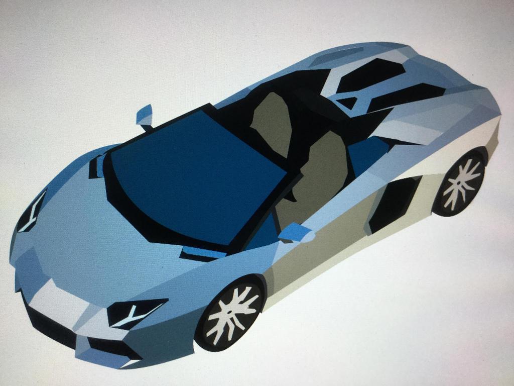 Lamborghini Aventador by FishB84U