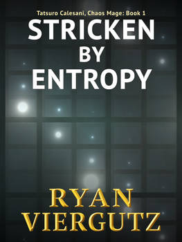 Stricken By Entropy, 2013 Cover