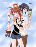 mmm ice cream :3