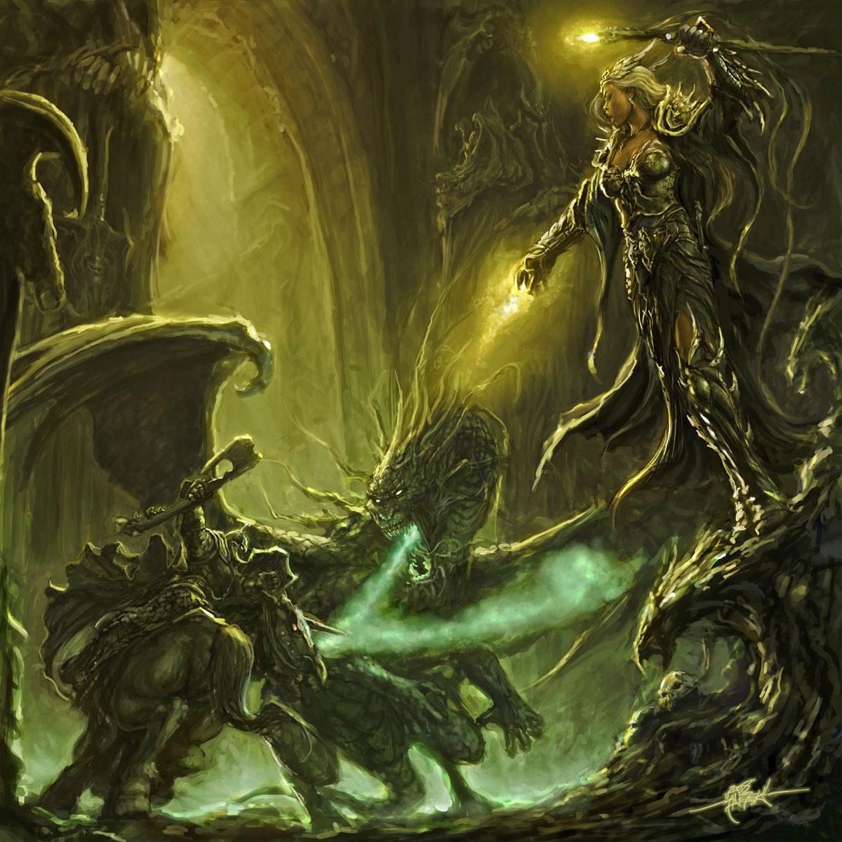 Combats Divins dans Darkness 27b8c74a90111957