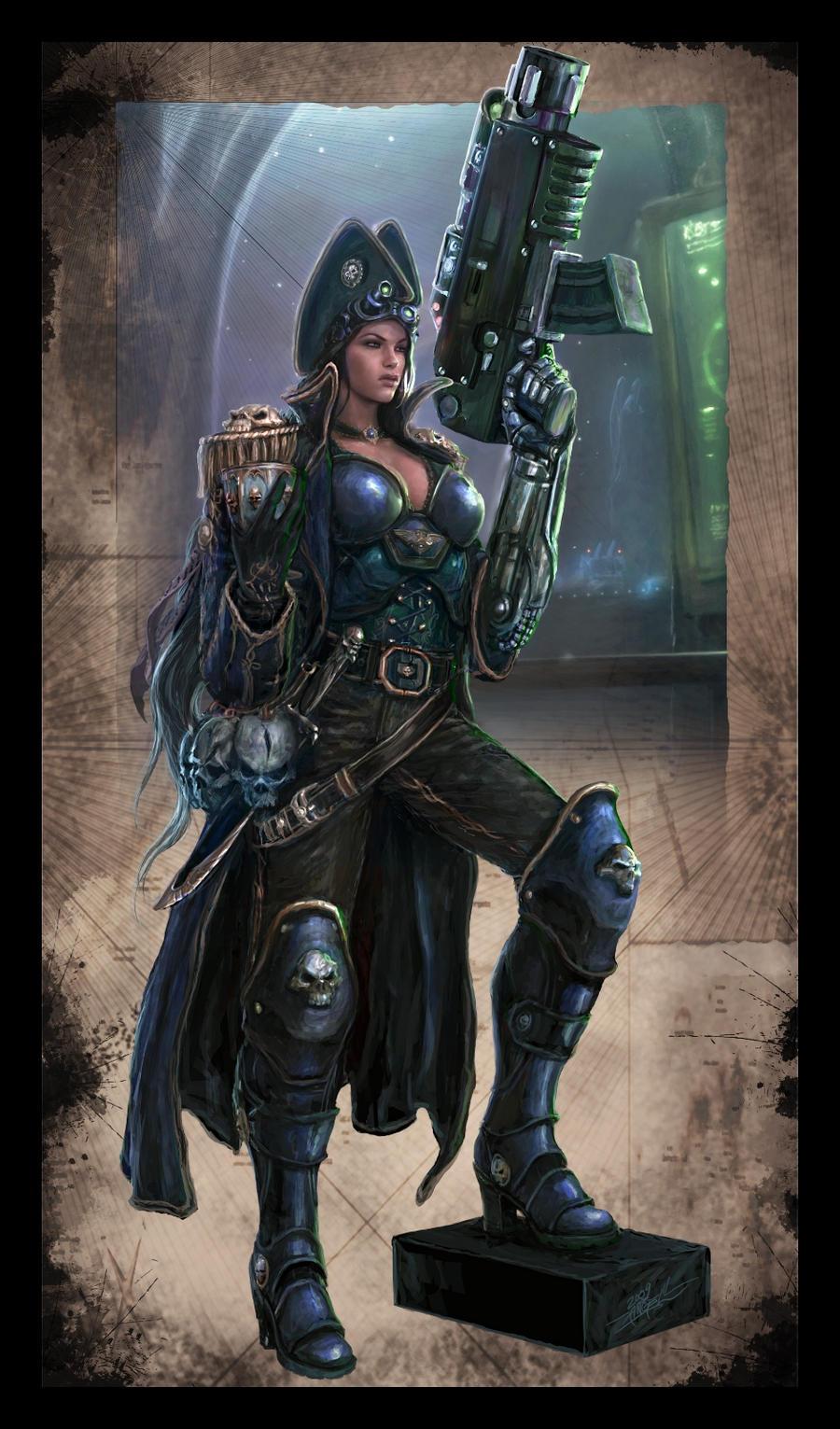 Warhammer 40k - Rogue Trader - Lorayne