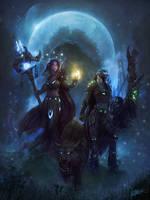 Shadowmoon Valley by TheFirstAngel