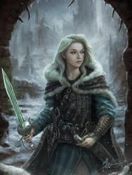 Alea Al'thain - Alchemist by TheFirstAngel