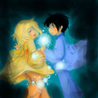 a strange dream by Yumeragi-chan