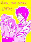 Until the very end?