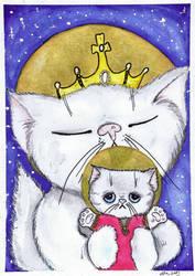The Cat is born.