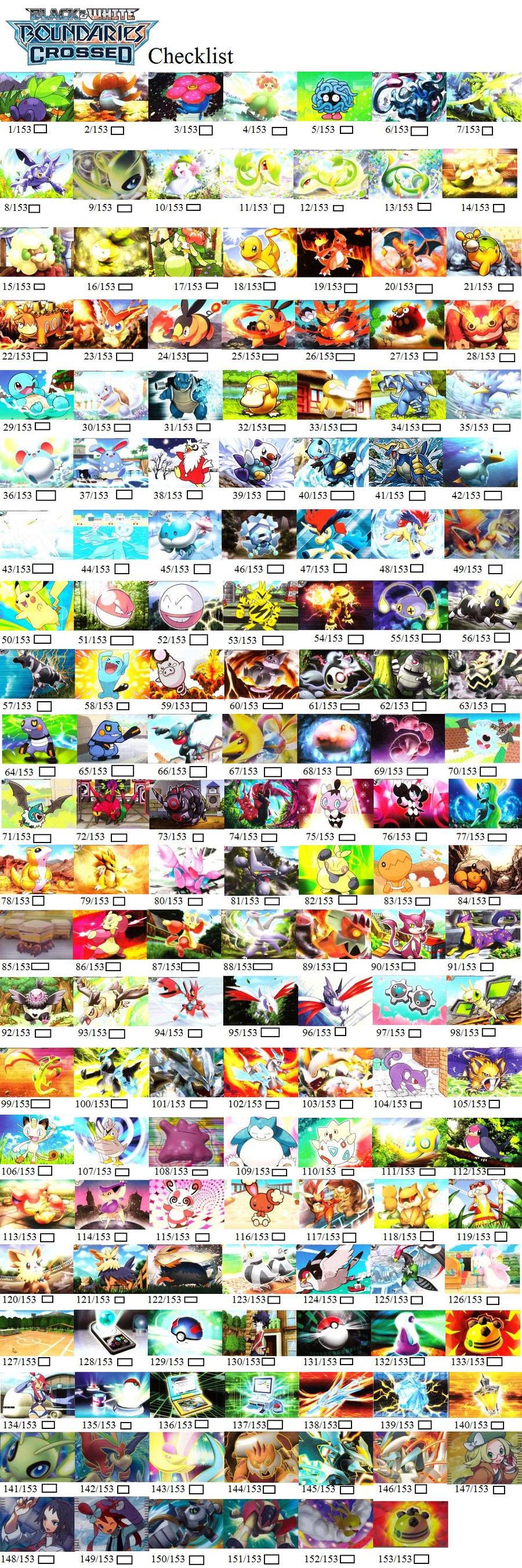 Original Pokemon Cards List Pokemon boundaries crossedOriginal Pokemon Cards List