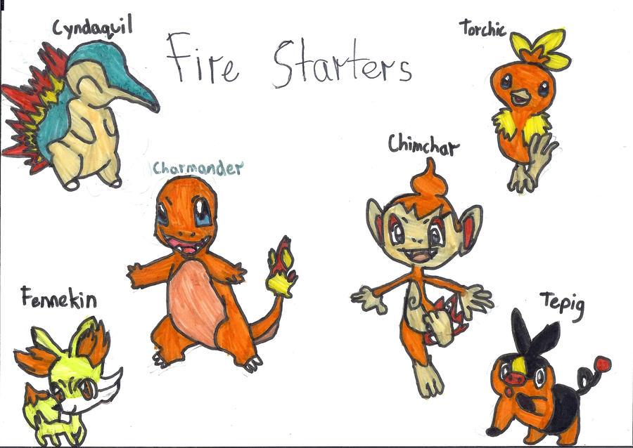 pokemon fire r