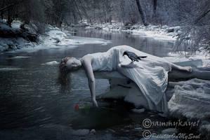 Moonlight's Cold Caress by sammykaye1