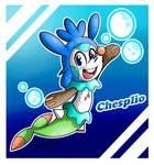Pokemon Fusion: Chesplio!