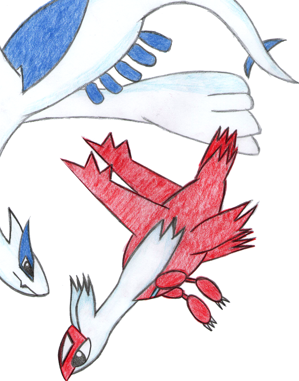 Pokemon Lugia Latias And Latios Human Images | Pokemon Images