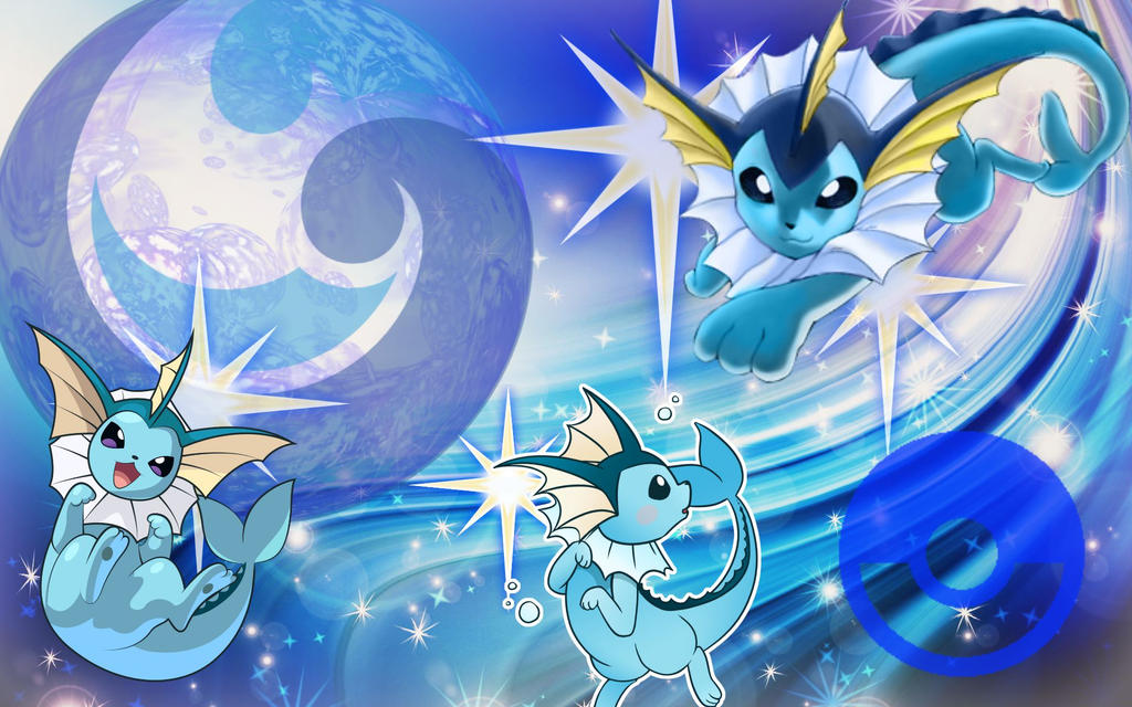 Vaporeon and Glaceon Base by SplashingBuizel on DeviantArt |Vaporeon And Glaceon Wallpaper