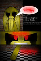FNAF COMIC:Chapter 1:New World 4 by X1Kisho