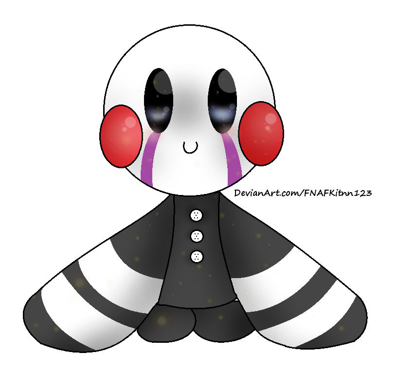 Cute marionette puppet by x1kisho on deviantart - Fnaf cute pictures ...