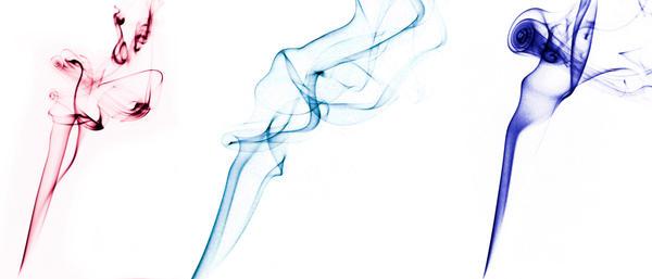 trio smoke w 2 by FotoNerdz