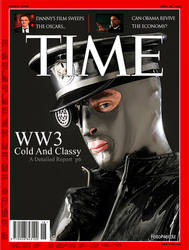 Time magazine by FotoNerdz