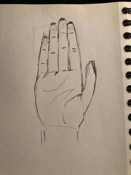 Hand Drawing by dA tutorial