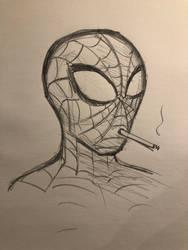 Spiderman tutorial attempt
