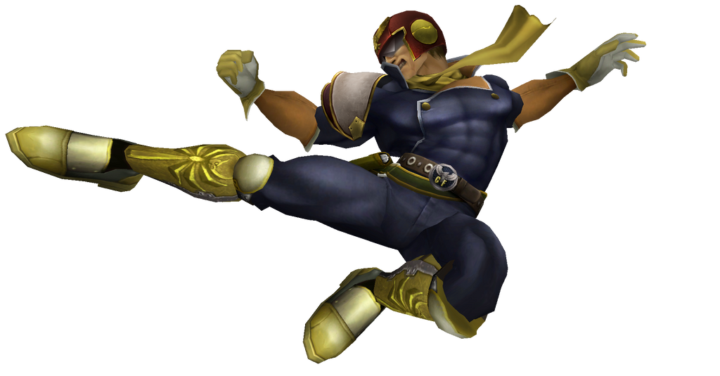 Smash Bros. Brawl - Captain Falcon by kirbyandthelabrinth ...