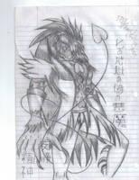 21. False Demon of 7 Hells by kirbyandthelabrinth