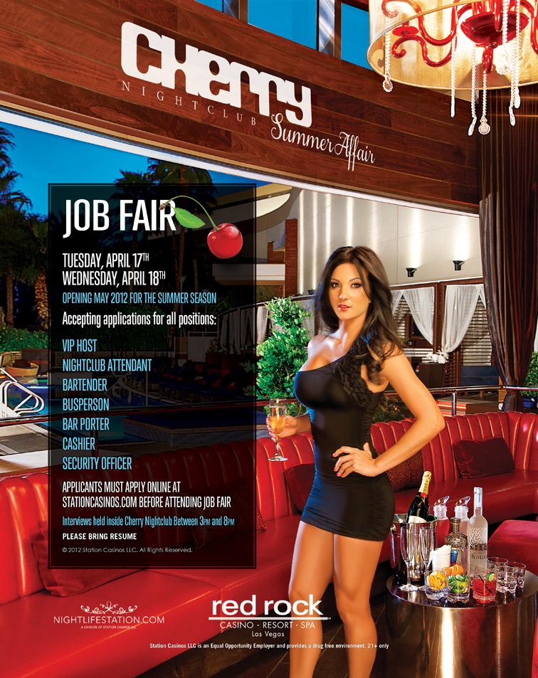 casino rama job fair 2017
