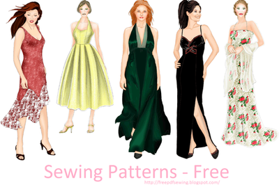 Free Sewing Patterns by riverrox