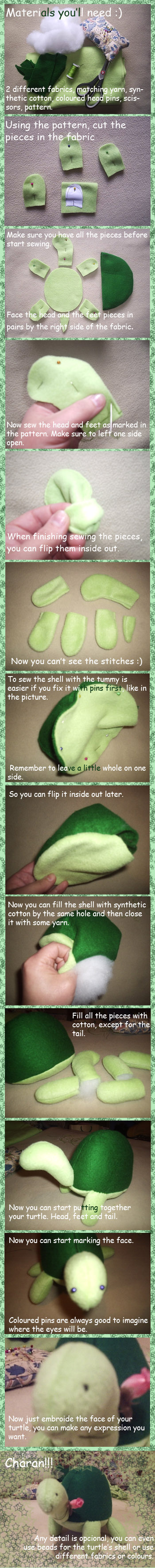 Turtle Tutorial by Piripanda